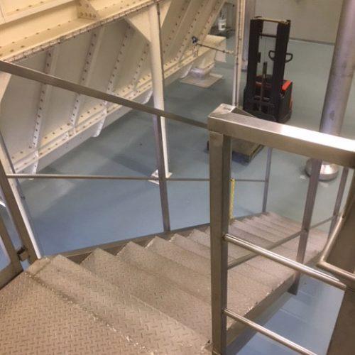 vloer brouwerij der trappisten
