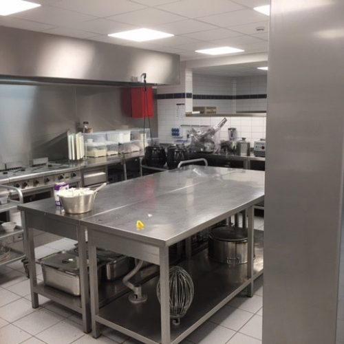Keukenrenovatie rusthuis
